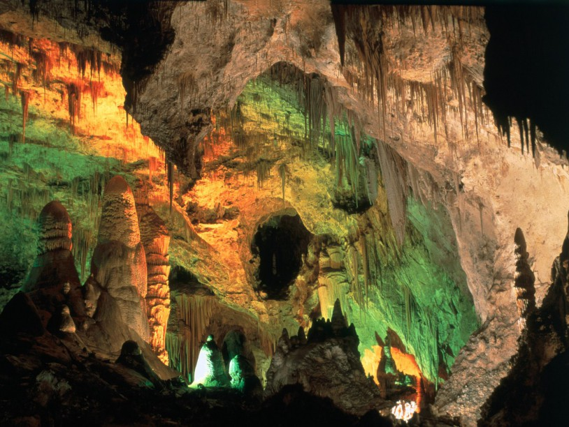 the formation and types of caves