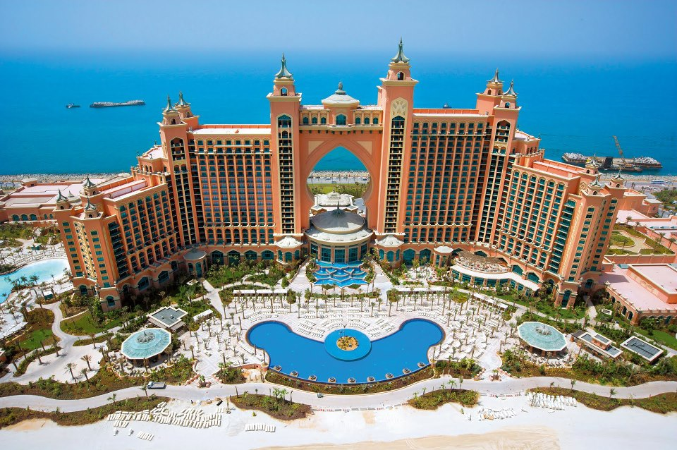 Отель The Palm Atlantis