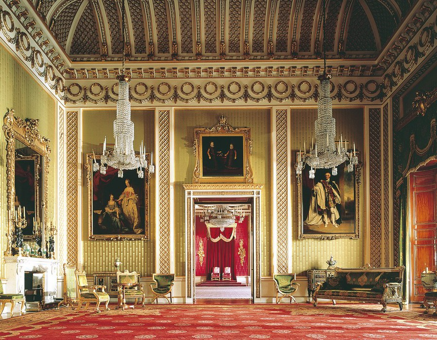 A list of King Henry VIIIs Palaces amp Royal Houses