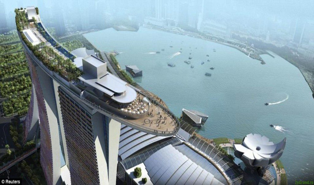 Marina Bay Sands Hotel & Casino, Singapore