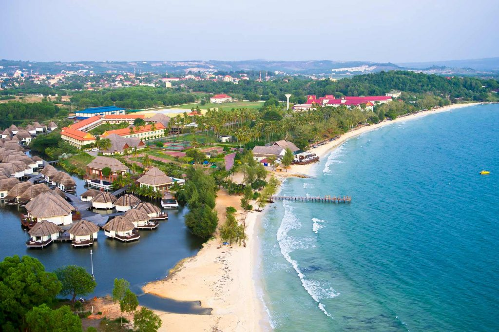 Sokha Beach Resort Камбоджа